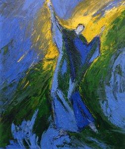 """Magnificat"" by Macha Chmakoff"